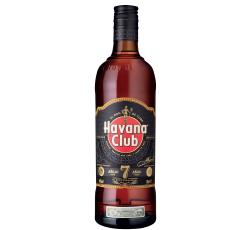 Ром Хавана Клуб 7 годишен Тъмен 0.7 л