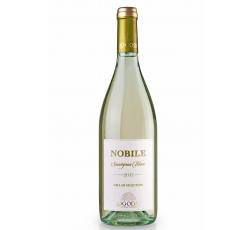 Бяло Вино Нобиле Совиньон Блан Логодаж 0.75 л