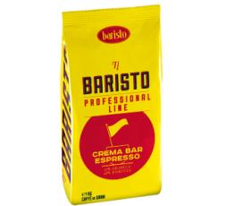 Кафе на Зърна Баристо Крема Бар Еспресо 1 кг Жълт