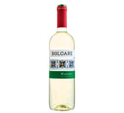 Бяло Вино Болгаре Мускат 0.75 л