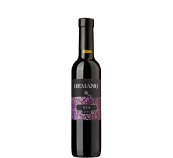Червено Вино Ормано Каберне Совиньон  0.375 л