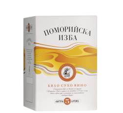 Поморийска Изба Бяло Вино 5 л