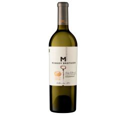 Бяло Вино Братя Минкови Шардоне 0.75 л