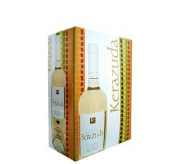 Бяло Вино Керацуда Логодаж 3 л
