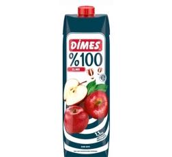 Сок Димес Ябълка 100% 1 л