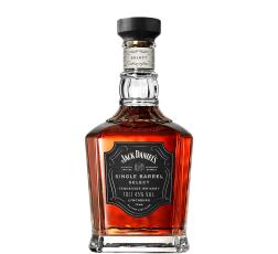 Уиски Джак Даниелс Сингъл Барел 0.7 л