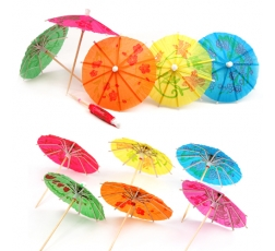 Коктейлни чадърчета 144 бр