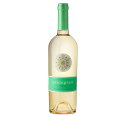 Бяло Вино Пентаграм Вионие Поморие 0.75 л