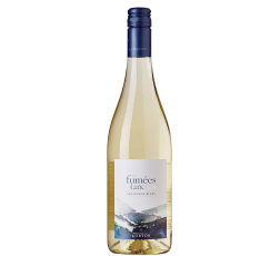 Бяло Вино Ле Фюме Бланш, Совиньон Блан, Франсоа Люртон 0.75 л