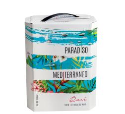 Парадисо Медитеранео Розе 3 л