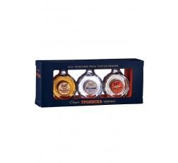 Троянски Комплект 3 бр.миниатюри по 0.05 л
