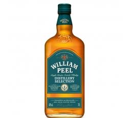 Уиски Уилям Пийл Дистилъри Селекшън 0.7 л
