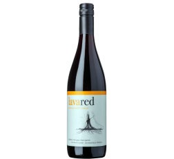 Червено Вино Лава Ничия Земя 0.75 л