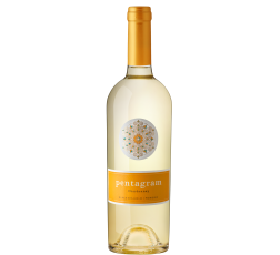 Бяло Вино Пентаграм Шардоне 0.75 л