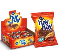 Бисквити Хай Хай 12 гр х 24 бр Шоколад