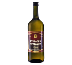 Бургаска Гроздова Ракия 1.5 л