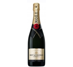 Шампанско Моет Шандон Империал Брут 0.75 л