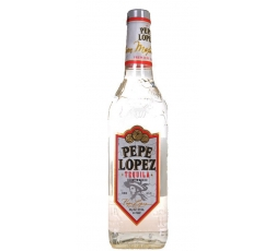 Текила Пепе Лопез Силвър 0.7 л
