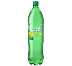 Газирана Минерална Вода Горна Баня с Лимон 1.5 л, 6 бр в Стек