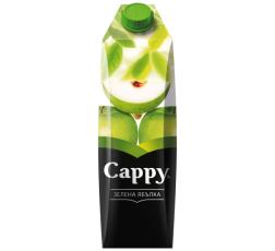 Натурален Сок Капи Зелена Ябълка 1 л