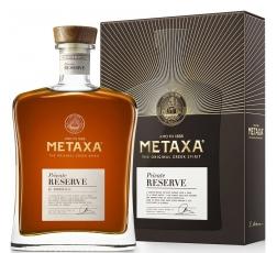 Метакса Приват Резерва 0.7 л