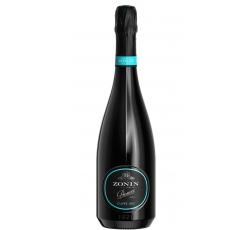 Пенливо вино Зонин Просеко Кюве 1821 Брут 0.75 л