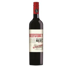 Червено Вино Малбек Бийфстек 0.75 л