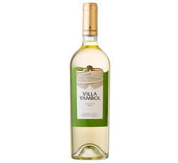 Бяло Вино Вила Ямбол Мускат 0.75 л