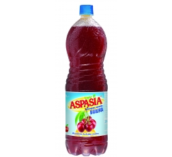Газирана Безалкохолна Напитка Аспазия Вишна 2 л