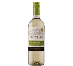 Бяло Вино Фронтера Совиньон Блан 0.75 л
