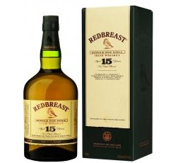 Уиски Джеймисън Редбрест 15 годишен 0.7 л